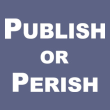 publish-or-perish- T-Shirt