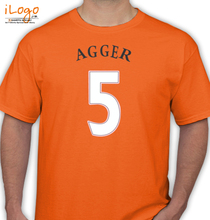Liverpool AGGER T-Shirt