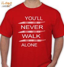 Liverpool you%ll-never-walk-alone T-Shirt