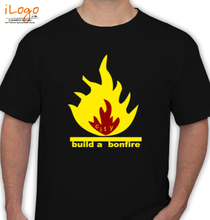 Liverpool build-a-bonfire T-Shirt