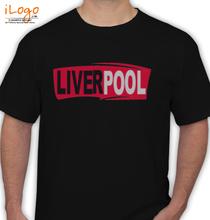 Liverpool liverpool-design T-Shirt