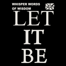 Liverpool LET-IT-BE T-Shirt