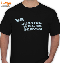 Liverpool JUSTICE-WILL-BE-SERVED T-Shirt