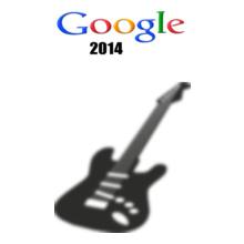 Google-White T-Shirt