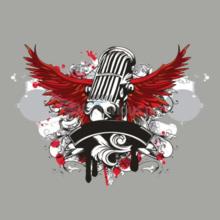 Designerz Bird T-Shirt