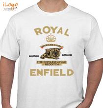 Biker royal-enfield-trade T-Shirt