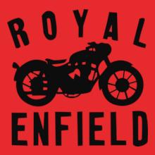 royal-enfield- T-Shirt