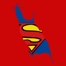 Superman superman-tshirt T-Shirt