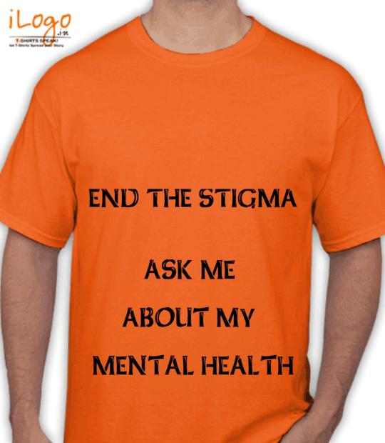 orange end the stigma. ask me.:front