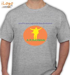 AR rahman  - T-Shirt