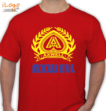 Axwell axwell-red T-Shirt