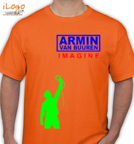 Armin-Van-Buuren-image - T-Shirt