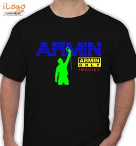 Armin-Van-Buuren-imagine-only - T-Shirt