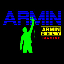 Armin van Buuren Armin-Van-Buuren-imagine-only T-Shirt