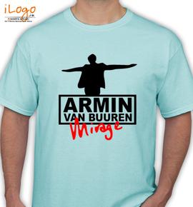 Armin-Van-Buuren-flay - T-Shirt