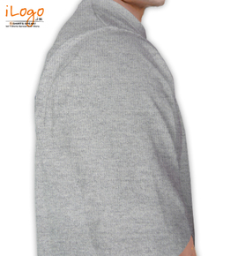 armin-only-grey Right Sleeve