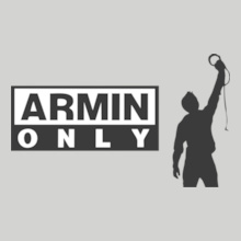Armin van Buuren armin-only-grey T-Shirt