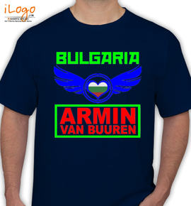 Armin-Van-Buuren-bulgaria - T-Shirt