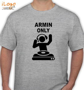 Armin-djonly-dj - T-Shirt