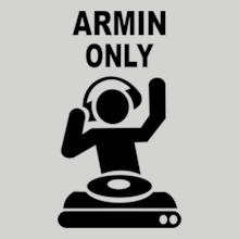 Armin van Buuren Armin-djonly-dj T-Shirt