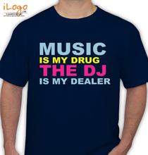 Headhunterz Headhunterz-dealer T-Shirt