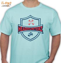 Headhunterz Headhunterz-music T-Shirt