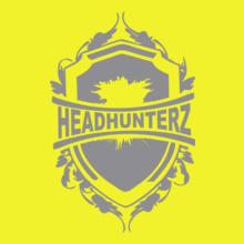 Headhunterz-yellow T-Shirt