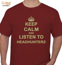 Headhunterz Headhunterz-keep-calm T-Shirt