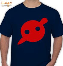 Knife Party knife-party-red T-Shirt