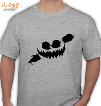 Knife Party knife-party-smile T-Shirt