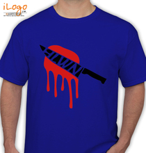 Knife Party knife-party-breck T-Shirt