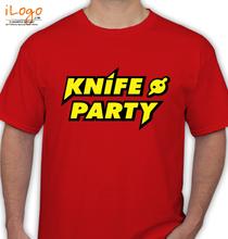 Knife Party knife-party-dj T-Shirt