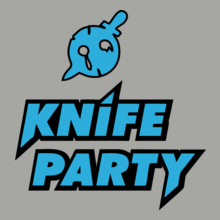 knife-party-blue T-Shirt