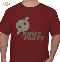 Knife Party knife-party-music T-Shirt