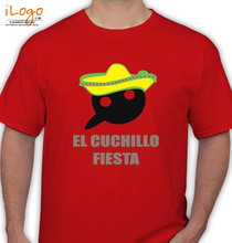 Knife Party knife-party-fiesta T-Shirt