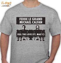 Fedde le Grand fedde-le-grand-michael T-Shirt