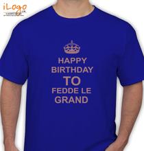 Fedde le Grand fedde-le-grand-keep-calm T-Shirt