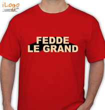 Fedde le Grand fedde-le-grand-dj T-Shirt