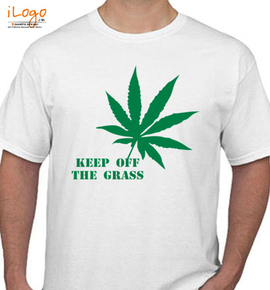 keep-off-the-grass - T-Shirt