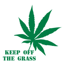 Cool keep-off-the-grass T-Shirt