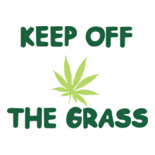 Cool keep-off-the-grass- T-Shirt