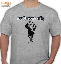 Angerfist angerfist-RAISE T-Shirt