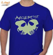 Angerfist angerfist-FACE T-Shirt