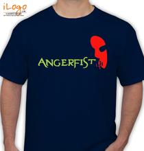 Angerfist angerfist-rtc T-Shirt