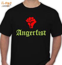 Angerfist angerfist-music T-Shirt