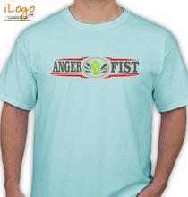 Angerfist angerfist-alternate T-Shirt