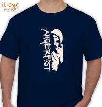 Angerfist angerfist-alternate-logo T-Shirt