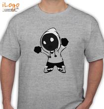 Angerfist angerfist-boy T-Shirt
