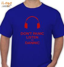 Dannic dannic-listen T-Shirt