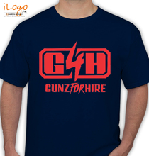 Gunz for Hire gunz-for-hire T-Shirt